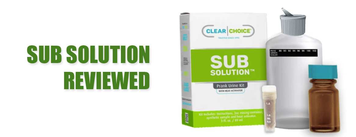 sub solution review header image